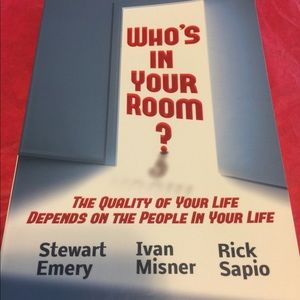 🌸Who's in Your Room? Paperback